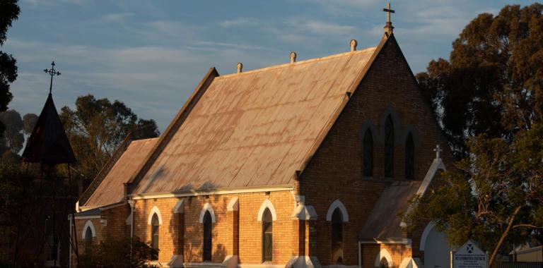St Andrews Church Katanning May 2 2020