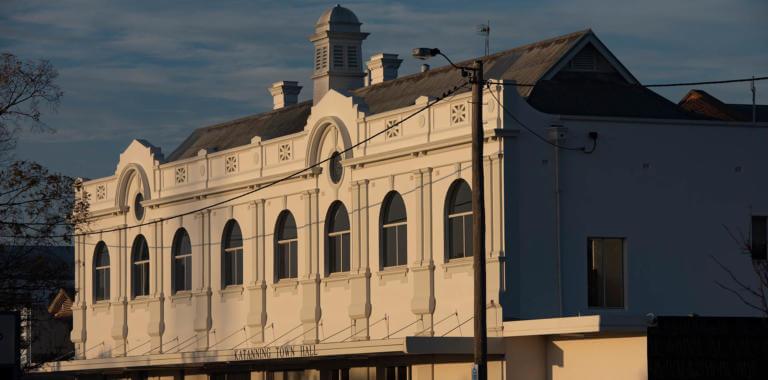 Town Hall Katanning May 2 2020