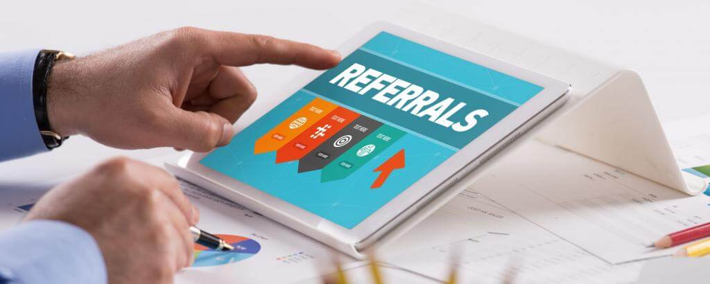 Ramping up Referrals